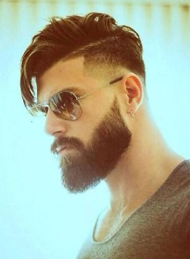 Resultado de imagen para corte de pelo masculino leñador