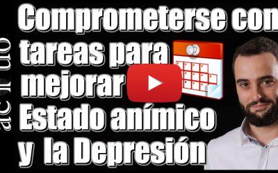 Cómo comprometerse con las tareas diarias para ser más eficiente, mejorar el estado de ánimo o superar la depresión