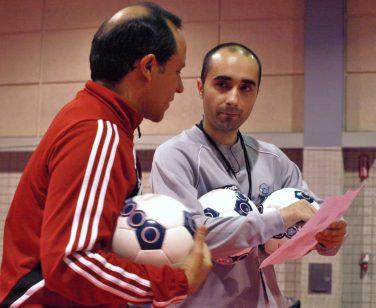 Conferencias y entrenamientos en Kansas City con la US Youth Futsal.