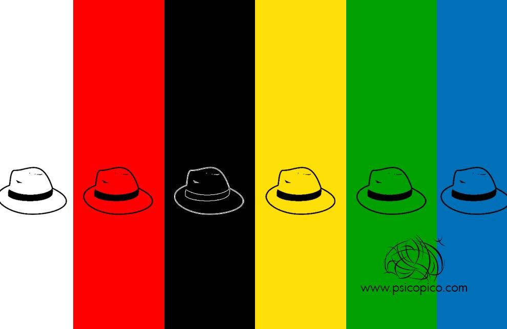 Los seis sombreros para pensar 0bc1707dc3c