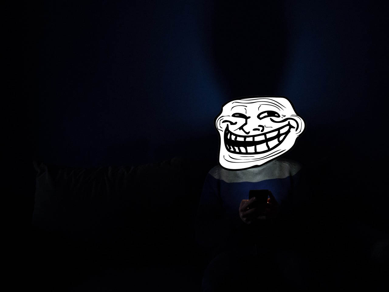 Psychological Troll And Hater Profile Psicopico