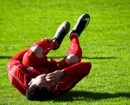lesion deportiva