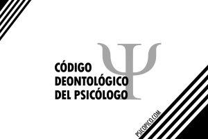 codigo deontologico psicologo