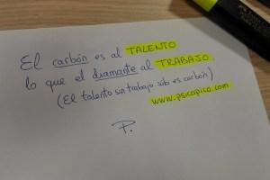 definicion talento