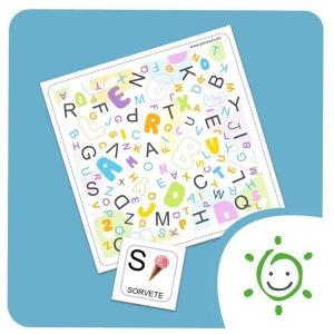 Arquivo Lince do alfabeto