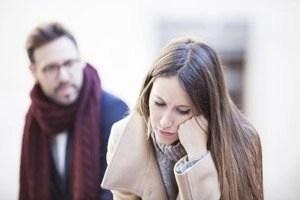 Sintomi crisi di coppia. Disprezzo
