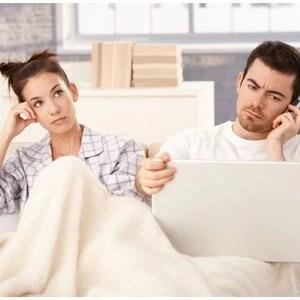 Sintomi crisi coppia. Mancanza di intimità