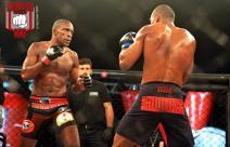 Walmir Bidu deu um show de boxe diante de Fracivaldo Nego