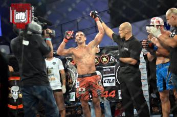 Outro destaque da noite foi a vitória do soldado do Bope Rafael Bernardo