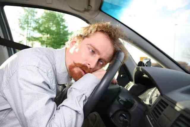 pospan za volanom