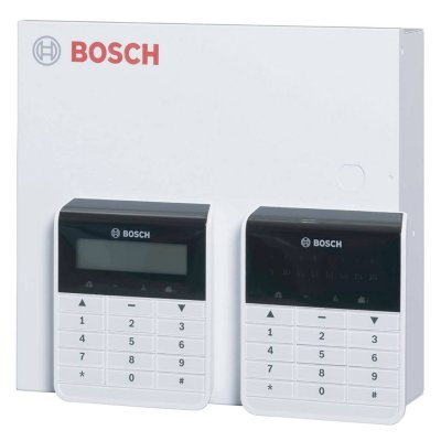 BOSCH AMAX 3000 LCD TEXT