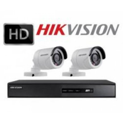 HIKVISION TURBO HDTVI KIT