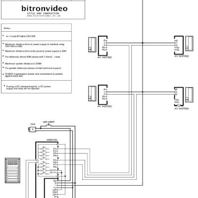 WIRES BITRON 1407/002
