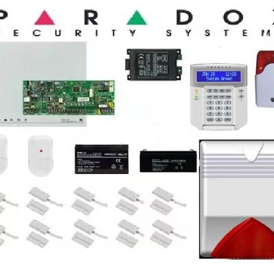 PARADOX SP5500 K32 LCD