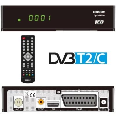Δέκτες DVBT2
