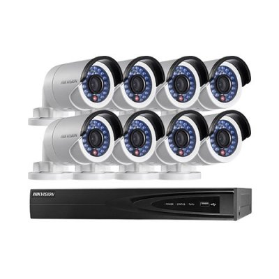 8ch CCTV kit