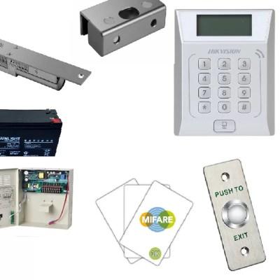 HIKVISION ACCESS CONTROL Ολοκληρωμένο συστημα ελέγχου πρόσβασης