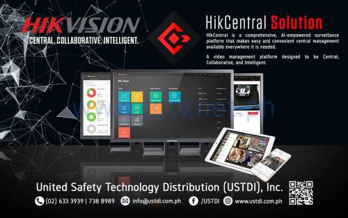 HIKVISION HikCentral Professional