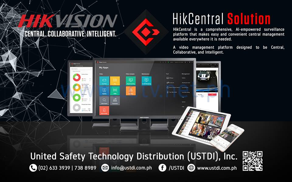 HIKVISION HikCentral Professional
