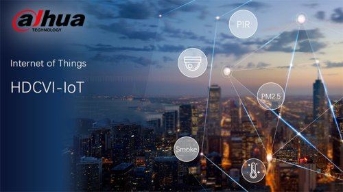 DAHUA TECHNOLOGY IOT