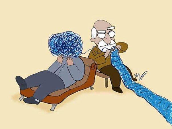 Сборник мифов о психологах.