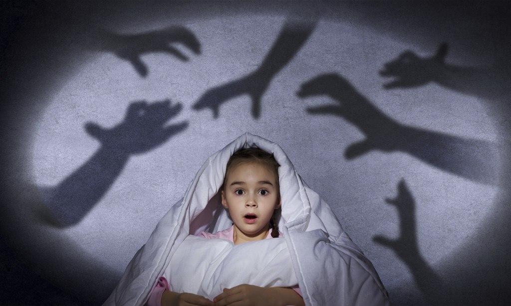 Преодоление детских страхов и тревожности при помощи образов
