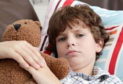 депрессия у ребенка фото