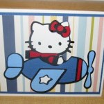 Hello Kitty Cricut Birthday Card