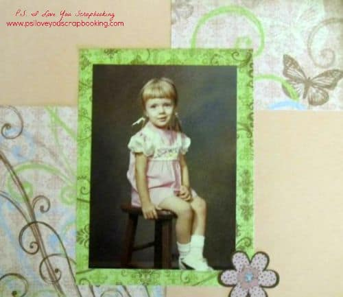 Baby Scrapbook Ideas Ps I Love You Crafts