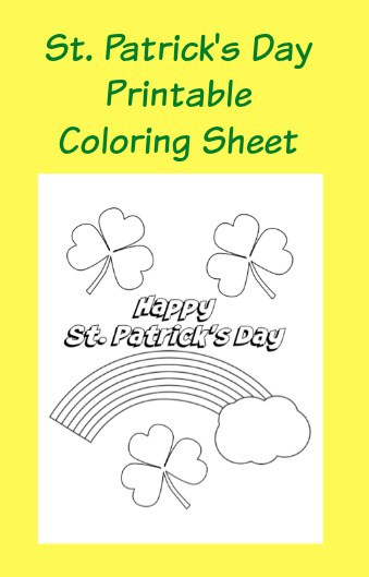St-Patricks-Day-Printable-Coloring-Sheet