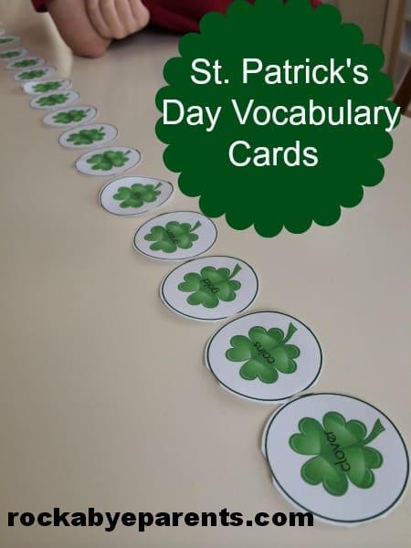 St.-Patricks-Day-Vocabulary-Cards