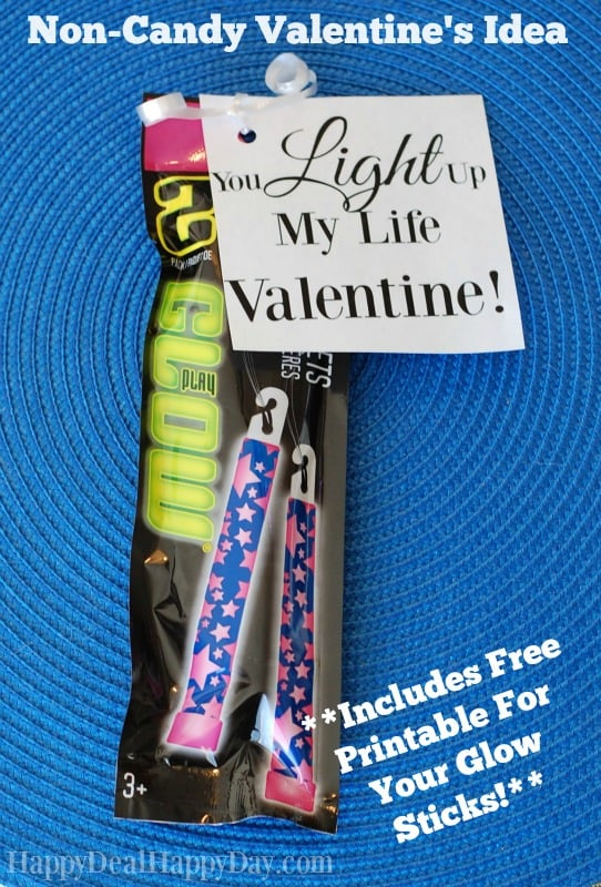 You Light Up My Life Glow Stick Valentine - Valentine's Day Paper Crafts are fun and easy. If you're a card maker or scrapbooker, you probably have all the supplies you need to get started with these paper crafting projects. There are clever handmade cards with secret messages, Valentine's Day Games for the kids, and home decor. I need to try some of these!