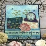 BoBunny Beach Card