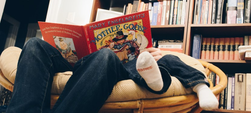 Los beneficios de leer con nuestro hijo