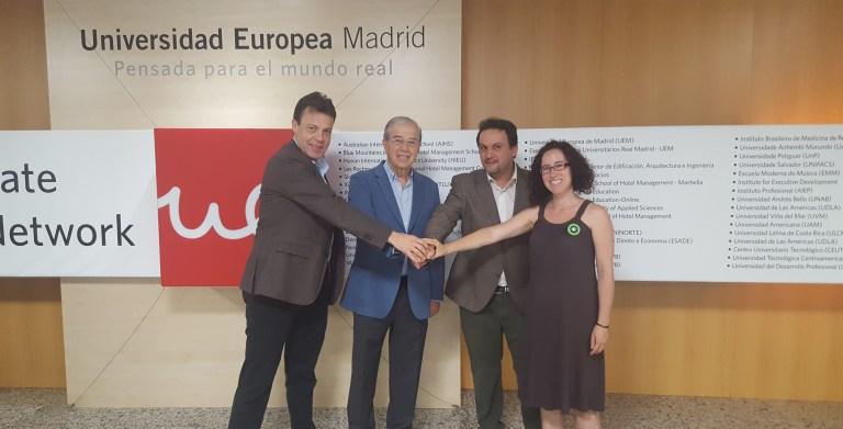 La Federación de Autismo de Madrid se incorpora al Máster en Psicología Infantojuvenil