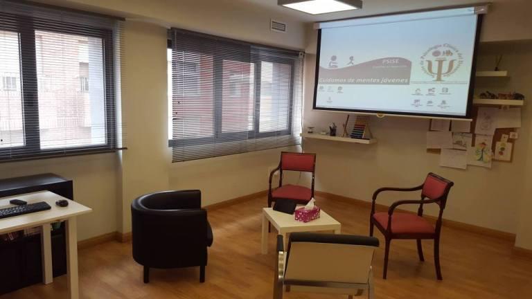 Sala A (Infantojuvenil) en Psise Madrid