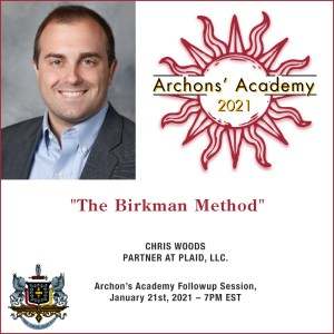 "1.21.2021 – ""The Birkman Method"""