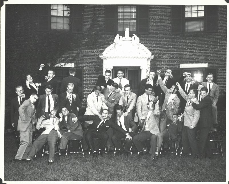 From the Archives: John Horn, Omicron '61 photo album