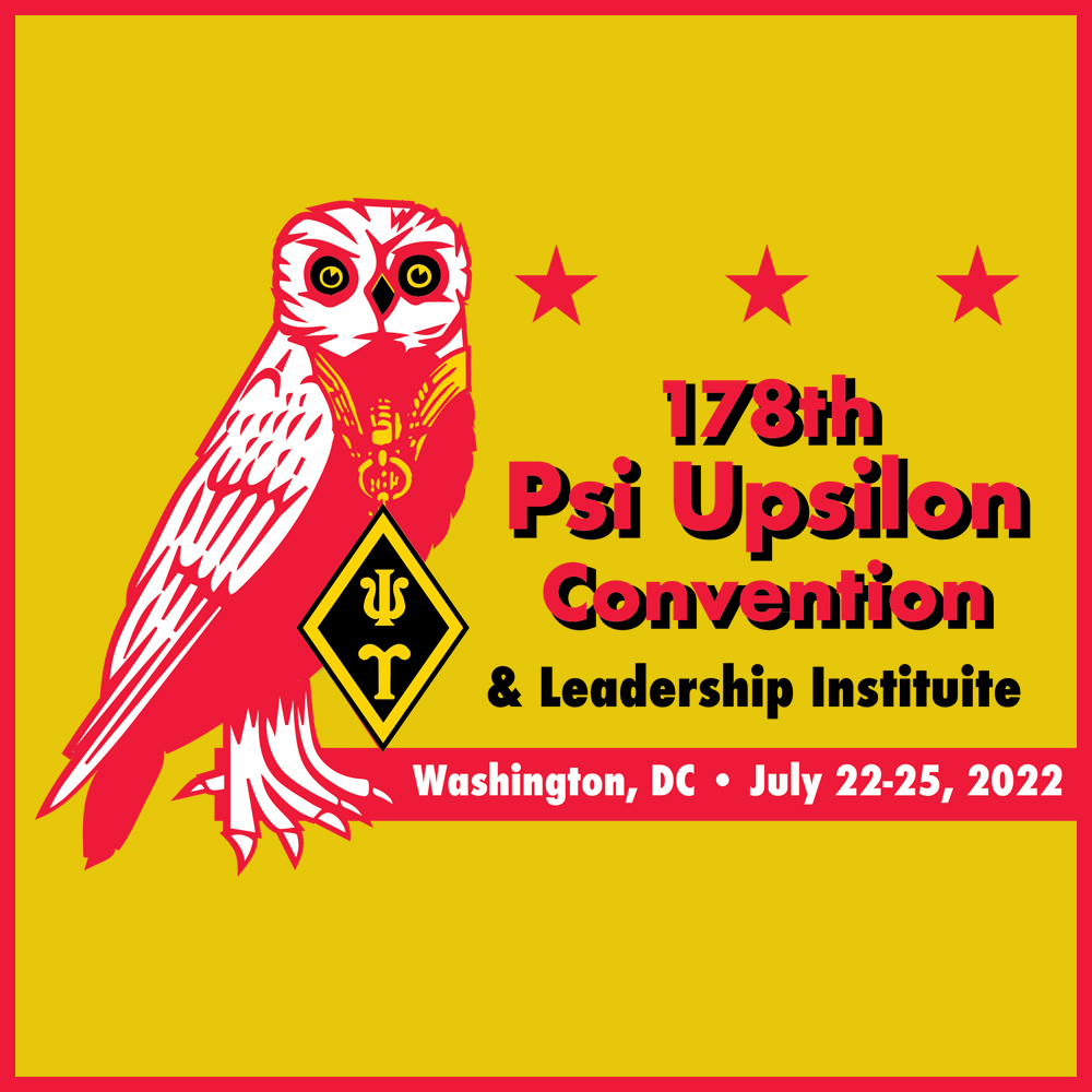 7.22-25th 2022 – 178th Convention SAVE THE DATE