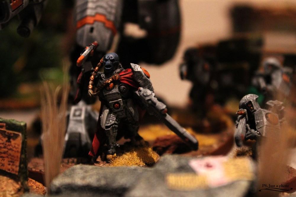 Warhammer 40k - Tau Empire (2/6)