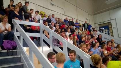 Birmingham crowd