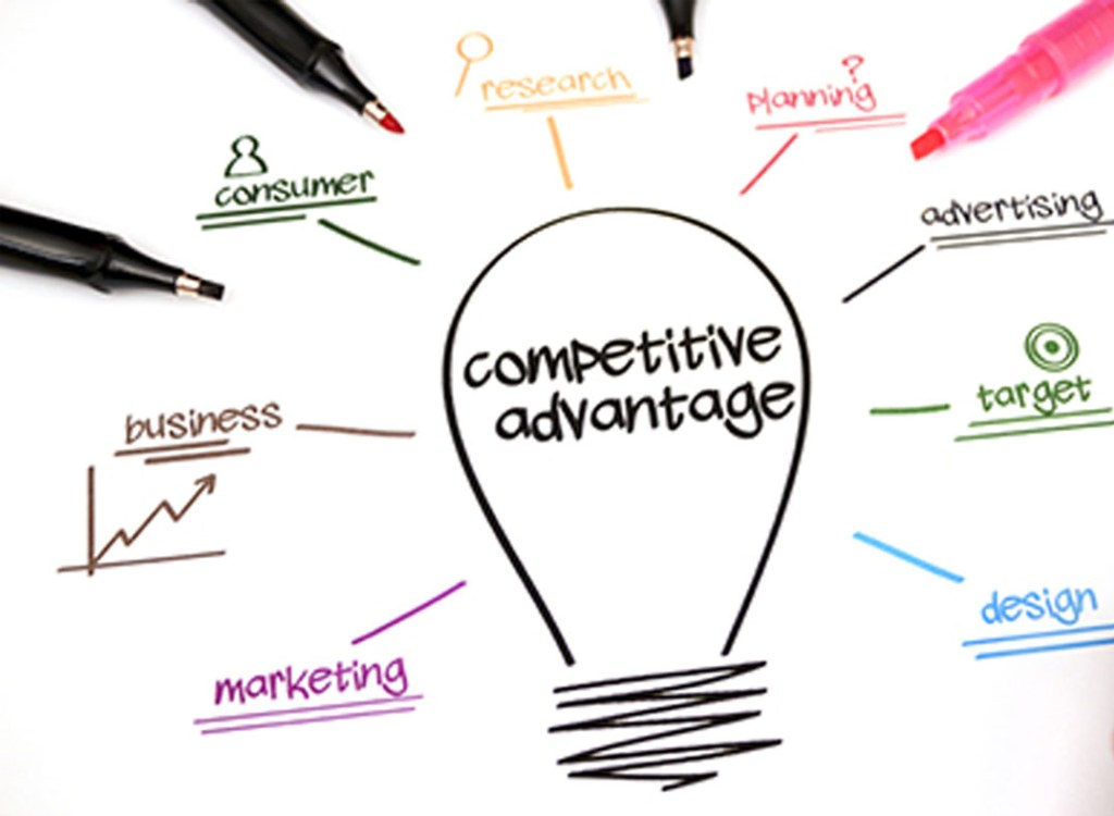 competitive advantage consulting