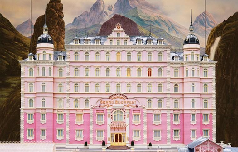 Movie Colour Palette for Home Makeover The Grand Budapest
