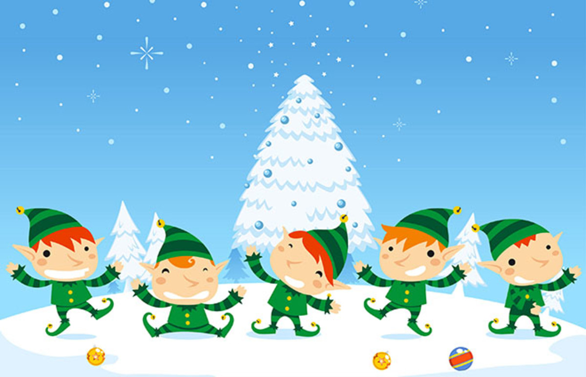 Economics At The North Pole Are Santas Elves Slaves