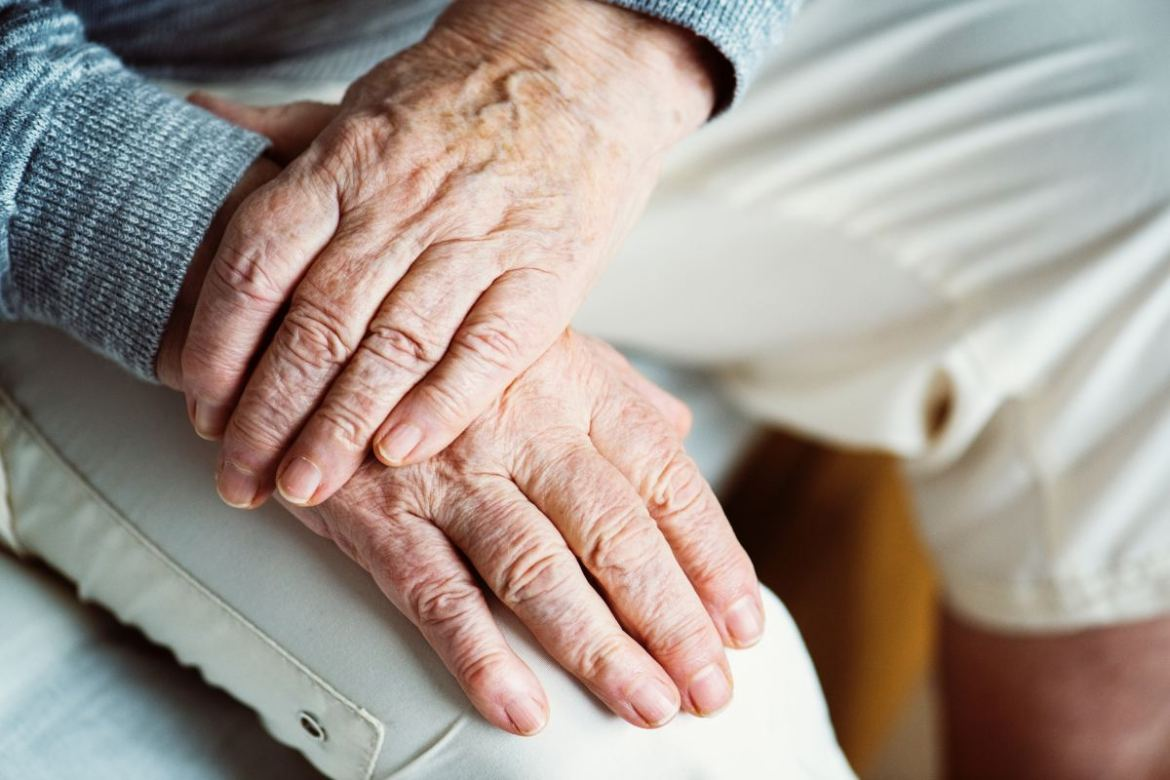 Older people working with older people