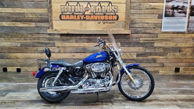 2007 harley davidson sportster 1200 custom