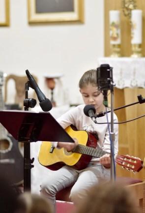 Amelia Kurasiak - sekcja gitary fot. Marcin Libera