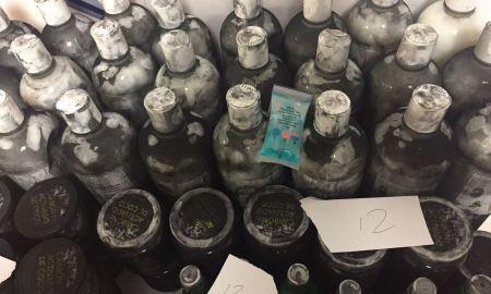 Coca lìquida en shampoo
