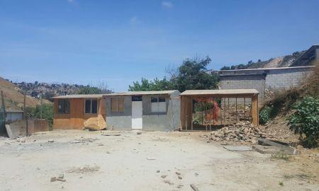 Pequeña Haiti abandonada