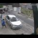 a tiros a un ciclista